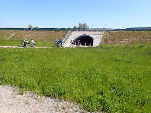 Tunel pod S7 to dobra rzecz ;-)