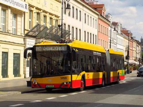 SU18 Electric, #5959, MZA Warszawa