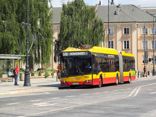 SU18 Electric, #5963, MZA Warszawa