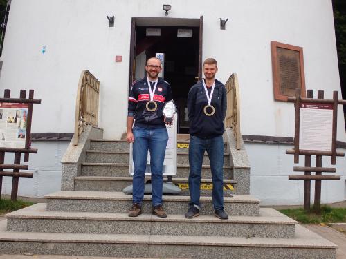 Ceremonia wręczenia nagród. Trzecie miejsce solo Jakub Szumański. Miejsce drugie solo zajął Michał Wolff ale na ceremonii nie był obecny.
