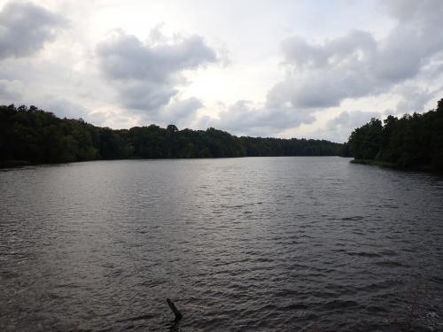 Jezioro Pierzchalskie w całej okazałości