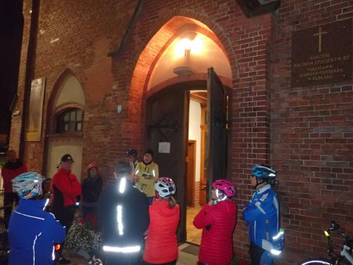 Warszawska 9, obecnie Kościół Polskokatolicki. W przeszłości też dom modlitwy mennonitów, młodszy od tego z Garbary 12