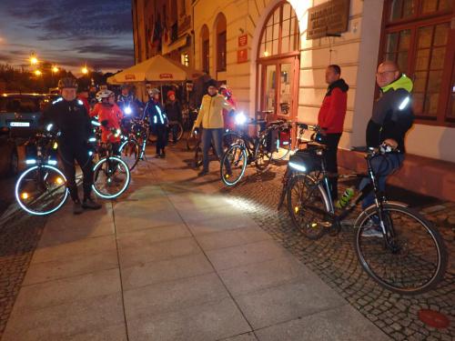 Zmiana klimatu, czas na rower i chłód wieczoru.
