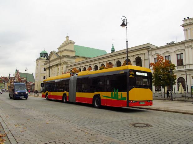 SU18 Electric (IV), #5954, MZA Warszawa