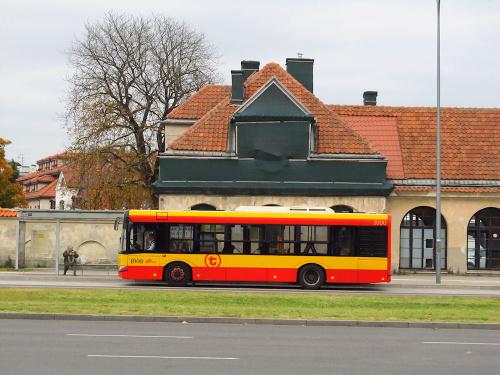 SU10III, #1000, MZA Warszawa
