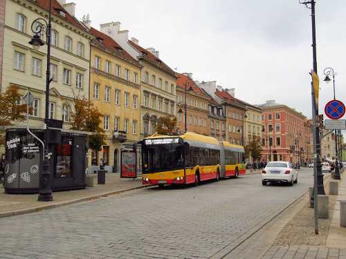 SU18 Electric (IV), #5891, MZA Warszawa