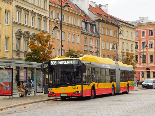 SU18 Electric (IV), #5944, MZA Warszawa