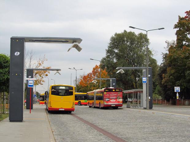 Solbus SM18, #2046, MZA Warszawa